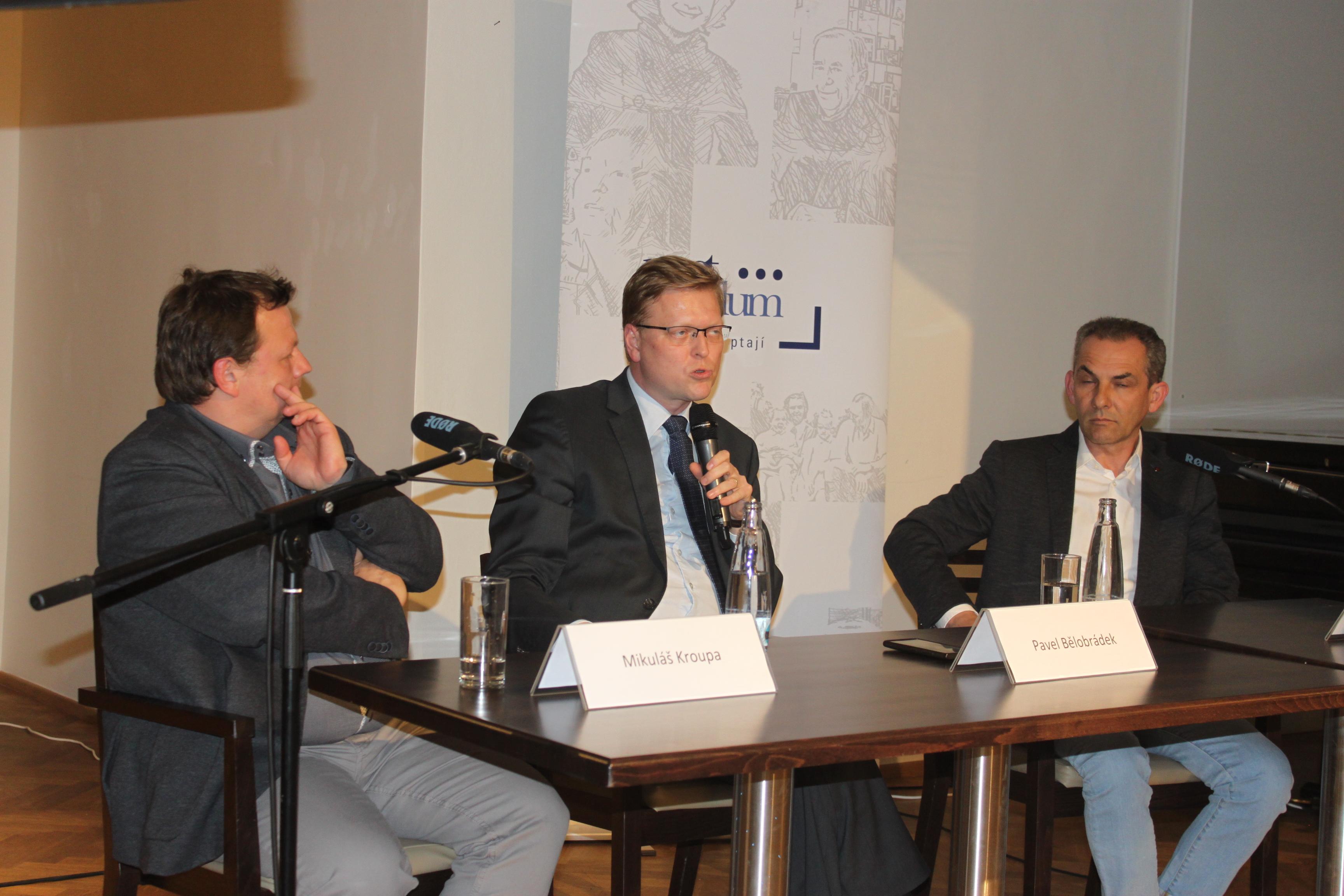Pavel Bělobrádek: Mezi tradicí a budoucností